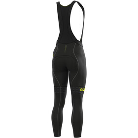 Alé Cycling Graphics PRR Green Road Cuissard Homme, black/fluo yellow